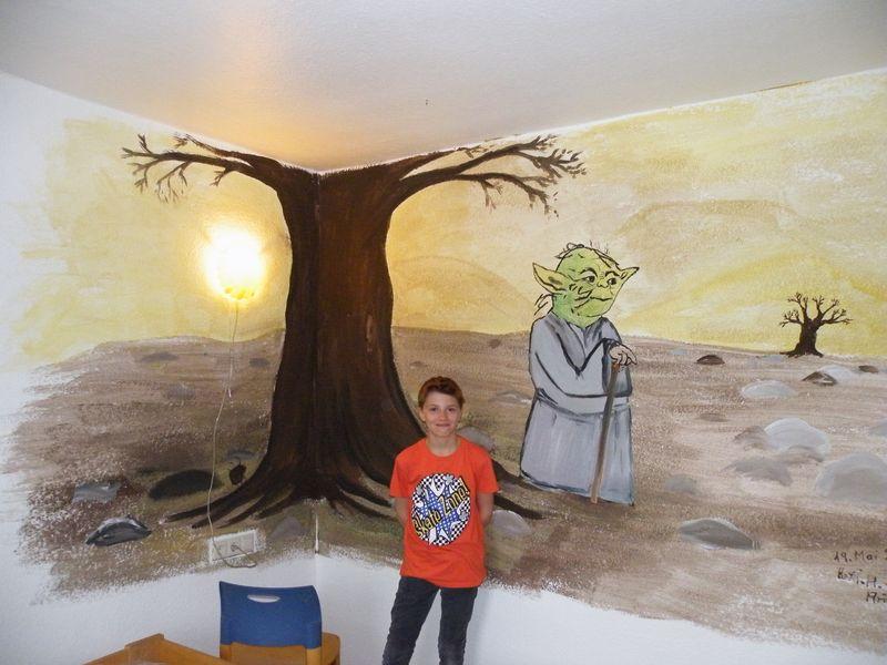 CJD Kinder gestalten Zimmer neu :: CJD Nienburg